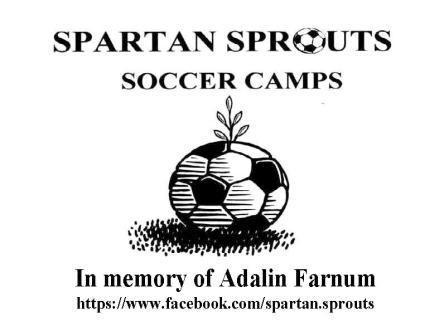 SpartanSproutsSoccerCamplogoinmemoryofAdalinFarnum2
